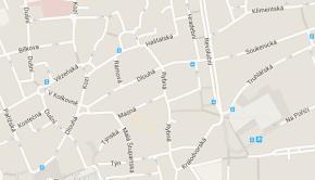 Presto - Překladatelské centrum s.r. o. na mapě