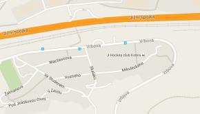 Střední škola gastronomická a hotelová s.r.o. na mapě