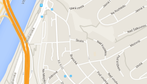 Konzervatoř Duncan centre na mapě