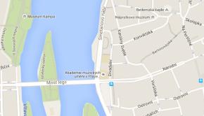 Fakulta sociálních věd UK Praha na mapě