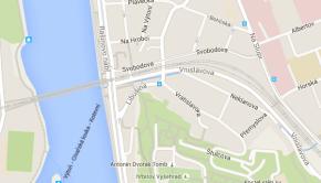 Odborné učiliště Vyšehrad na mapě