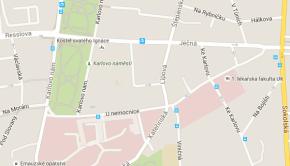 JABOK - Vyšší sociálně pedagogická a teologická škola na mapě