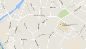 Jazyková škola Hallo English - Milena Petrová na mapě